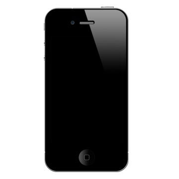 Apple iPhone 4G ekrano keitimas