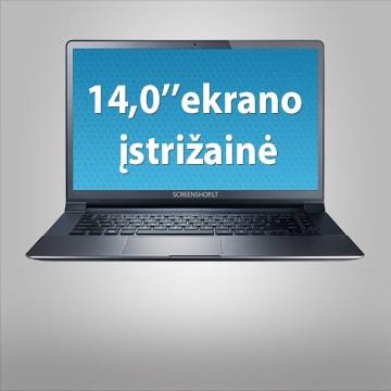 """14.0"""" kompiuterio ekrano įstrižainė"""