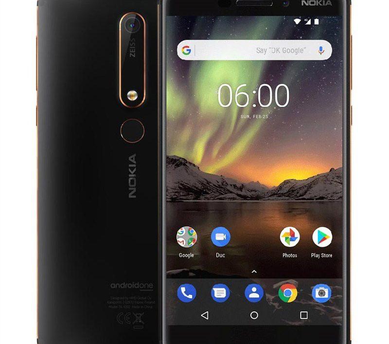 Nokia-6-1 2018