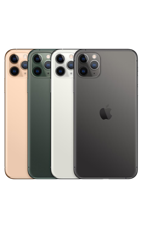 Apple iPhone 11 PRO MAX nugareles keitimas