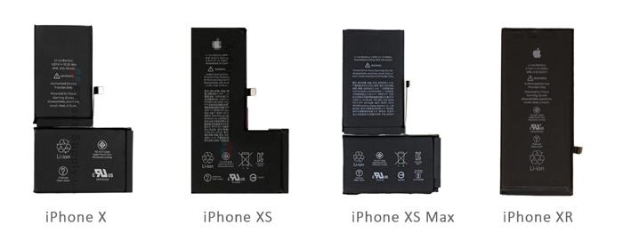 iphone x xs xs max xr 11 baterijos keitimas
