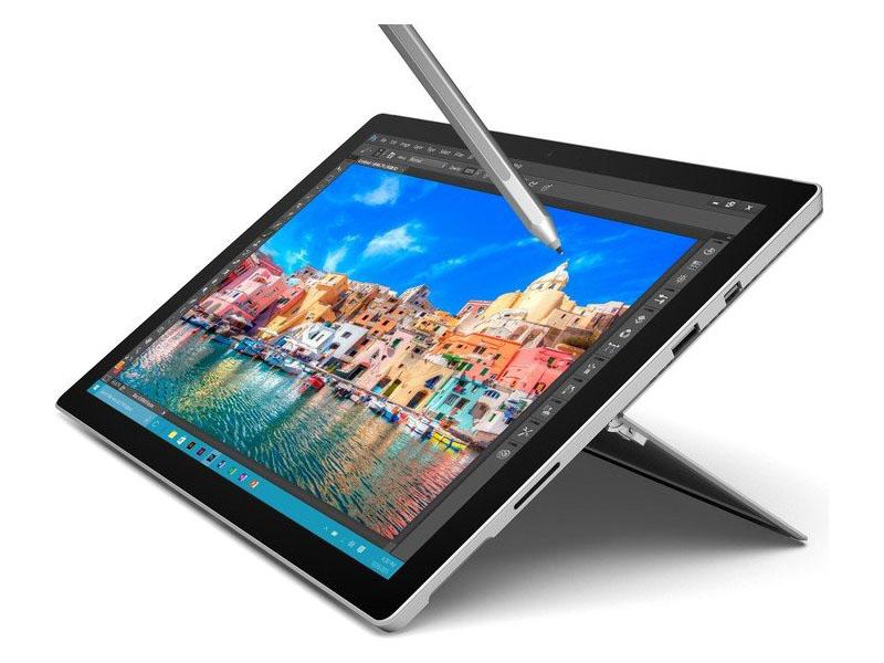 Microsoft Surface Pro 4 ekrano keitimas remontas