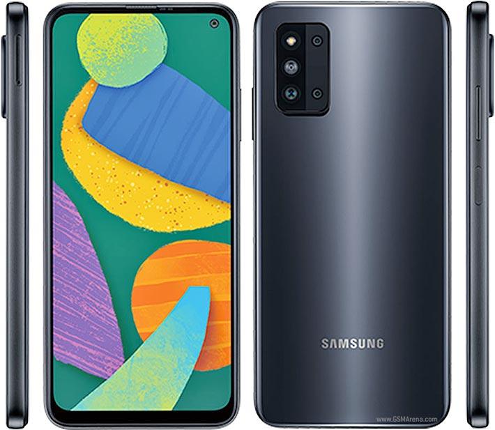 Samsung Galaxy F52 5G SM-E5260 telefono ekrano keitimas