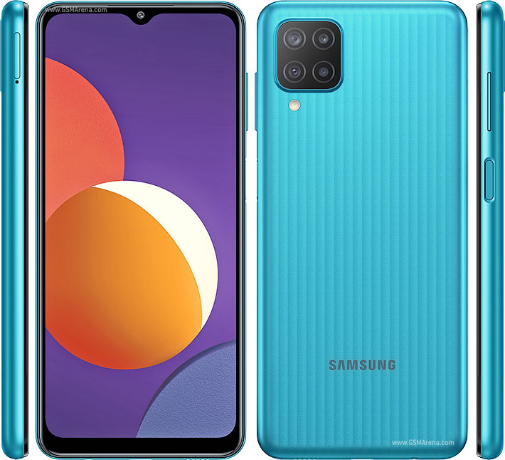 Samsung Galaxy M12 2021 M127 telefono ekrano keitimas