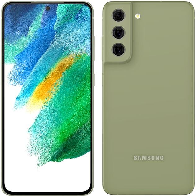 Samsung Galaxy S21 FE 5G telefono ekrano keitimas