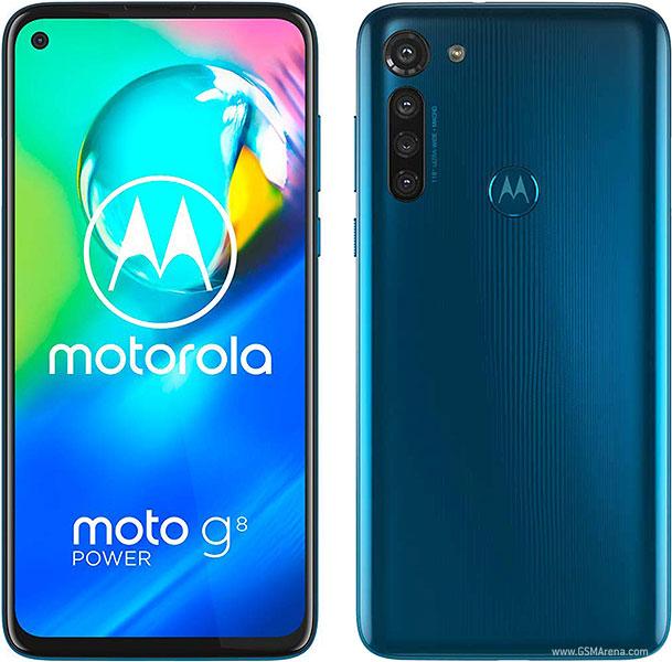 Motorola Moto G8 Power ekrano keitimas