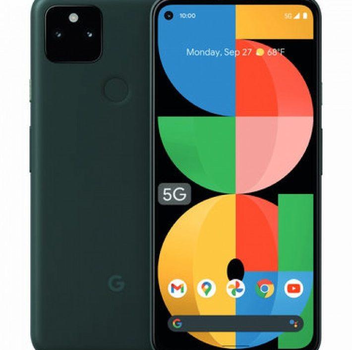 Google Pixel 5a 5G telefono ekrano keitimas remontas taisymas